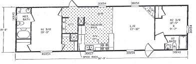 2 Bedroom 1 Bath Floor Plans 2 Bedroom 2 Bath Mobile Home Floor Plans Descargas Mundiales Com