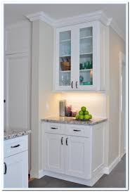 Kitchen Cabinets White Shaker Applying Shaker Cabinets Kitchen For Functional Design Home And
