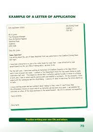 Resume Application For Job by 4 Formal Letter Applying For A Bursary Basic Job Appication Letter