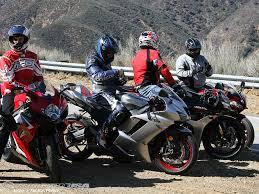 cbr bike latest model 2007 supersport shootout v motorcycle usa
