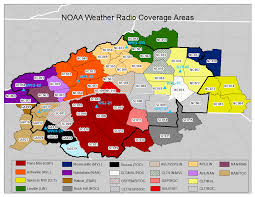 Charlotte Usa Map by Noaa Weather Radio Page