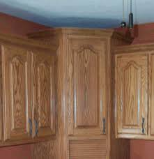 fascinating white color crown molding for wall mounted kitchen