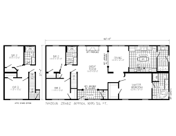 2 bedroom ranch floor plans with bath inspirations images
