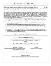 Ex Military Resume Examples by Financial Manager Resume Example
