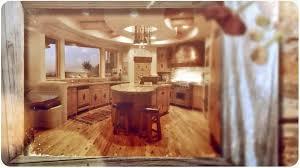 rustic u0026 log home kitchens youtube