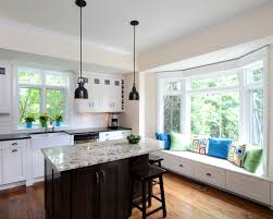 architecture custom kitchen islands with marble countertop and exciting bay window seat for interior home design custom kitchen islands with marble countertop and