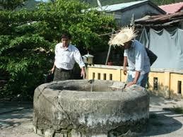 Nét độc đáo của giếng cổ Chăm ở Quảng Trị