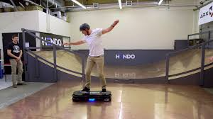lexus builds hoverboard lexus u0027 hoverboard u0027is like floating on a cushion of air u0027 autoblog