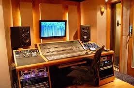 Home Music Studio Design Ideas - Decorating a home