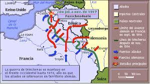 Avance Alemán frente occidental