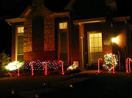 awesome outdoor christmas decorations ideas with charming