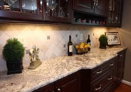 Modern Kitchen Backsplashes  Gorgeous Kitchen Backsplash Ideas - Kitchen with backsplash