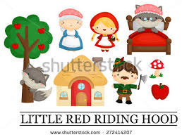red riding hood vector download free vector art stock graphics