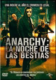 Anarchy: La noche de las bestias | The Purge: 12 horas para sobrevivir