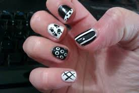 2016 latest nail art designs part 36