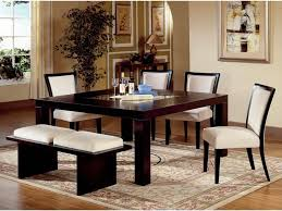 Contemporary Dining Room Table by Download Contemporary Dining Room Sets With Benches Gen4congress Com