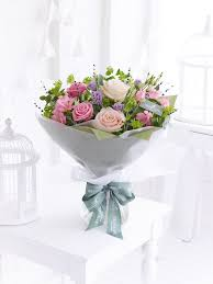 we are launching elegant country living flower bouquets with