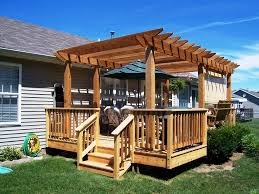 backyard decks and patios ideas amazing designs of pergola on deck u2014 patio design pergola on