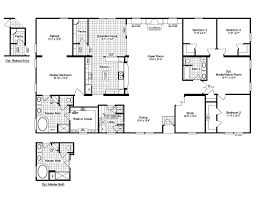 mobile homes floor plans double wide trends including 5 bedroom