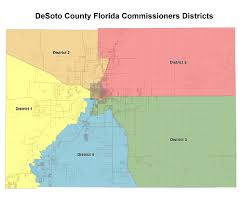 Arcadia Florida Map by Board Of County Commissioners Desoto County In Arcadia Florida