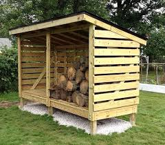 Free Firewood Shelter Plans by Best 25 Firewood Shed Ideas On Pinterest Wood Shed Plans Wood