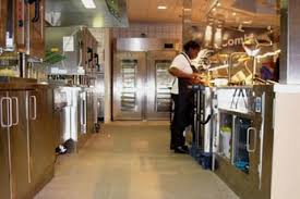 Commercial Kitchen Flooring Options by Commercial Kitchen Flooring