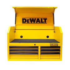 slickdeals home depot black friday dewalt 36 in 6 drawer tool chest yellow 74 home depot
