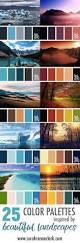 Color Swatches Paint by 538 Best Rock Painting Color Palettes Images On Pinterest Colors