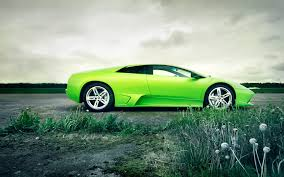 Neon Green Wallpaper by Lamborghini Murcielago Lp640 Roadster Lime Green Auto Hd Wallpaper