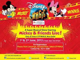 Disney Magic Floor Plan Disney Magic Super Musical Show Starring Mickey U0026 Friends On 1