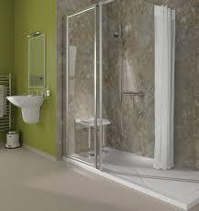 walk in showers ahm installations walk in shower tray
