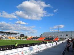 Uralmash Stadium