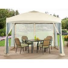 Small Gazebos For Patios by Palm Springs 10 U0027 X 30 U0027 Party Tent Wedding Canopy Gazebo Pavilion W