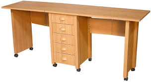 best folding craft table withrage home decor on wheels hobby lobby