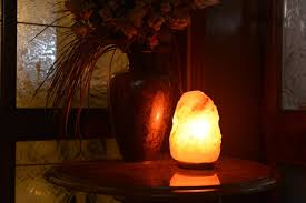 Himalayan Salt Light by Energetic Lights Himalayan Salt Lamps As A Unique Decor Piece