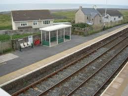 Harrington railway station