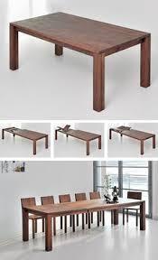 bolt solid wood u0026 metal dining table u2026 pinteres u2026