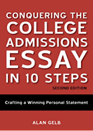 Conquering the College Admissions Essay in    Steps  Second Edition  Crafting a Winning Personal