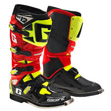 green motocross boots motocross action magazine motocross action new product hit parade