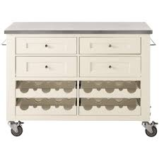 martha stewart living kitchen carts carts islands u0026 utility