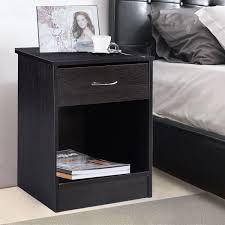 bedroom nightstand bedside end table nightstands tables black white black white bedroom nightstand bedside end table
