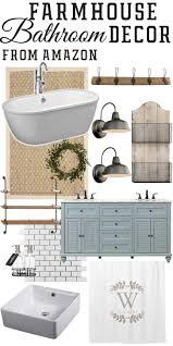 Bathrooms Designs by Best 25 Modern Farmhouse Bathroom Ideas On Pinterest Farmhouse