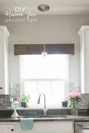 Kitchen Cabinet Cornice by Splendid Wooden Valance Idea 18 Wooden Window Cornice Ideas Full