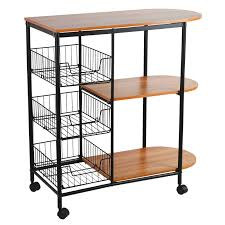 Kitchen Cart With Storage by Kitchen Carts Rolling Kitchen Island With Storage White Big Lots