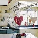 Country Rustic Kitchen Accessories Ideas Country-Style kitchen ...