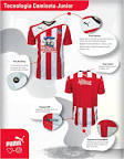 picture of Camiseta Junior 2011- images wallpaper