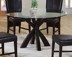 Dining Room Sets With Round Tables Amazon Com Coaster Top In Rich Cappuccino Dining Table With