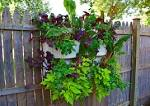 Vertical Garden Planters Are Easy To Install in Full Shade ...