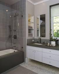 Modern Grey Bathroom Ideas 70 Best Bathroom Remodel Ideas Images On Pinterest Bathroom