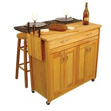 Kitchen Island Oak by Small Portable Kitchen Island Ideas With Seating Home Interior